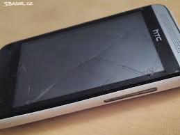 Dotykáč HTC Desire 200 - k opravě nebo ...
