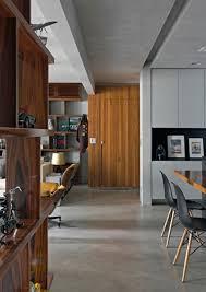 Modern Attic Apartment Interior Design By Diego Revollo