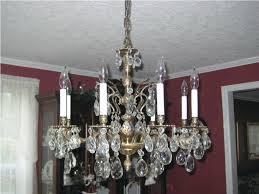 full size of vintage crystal chandelier craigslist value antique chandeliers uk for brass makeover home