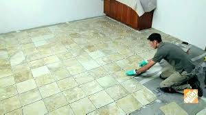 remove vinyl tile adhesive concrete floor how