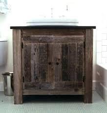 Small Rustic Bathroom Vanity Rustic Bathroom Vanities Small Rustic