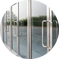 aluminium glazed sliding doors and windows