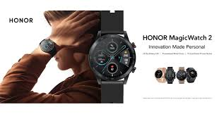HONOR Officially Unveils the Brand-New <b>HONOR MagicWatch 2</b>: A ...