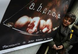 baby advertising jobs tens of thousands of babies were stolen during franco era in spain
