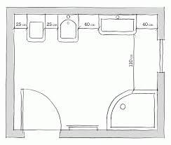 Disegno Bagni bagno dwg : Wc Dimensioni Minime. Affordable Bagni Disabile Dimensioni Minime ...