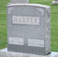 Estella M Harper (1874-1959) - Find A Grave Memorial