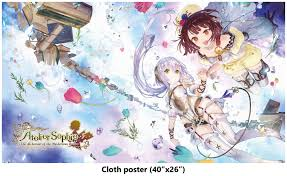 partial nudity and more detailed for atelier firis the alchemist a closer look at the limited edition contents of atelier sophie the alchemist of the mysterious book