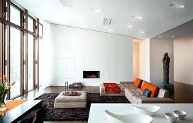 sloped ceiling lighting ideas view in gallery living space with slanted that is far less dramatic