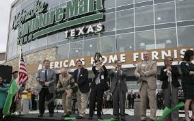 Nebraska Furniture Mart officially opens in The Colony