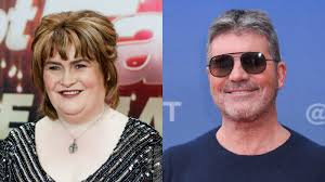 i strive to make him proud susan boyle reveals close bond with simon cowell starts at 60