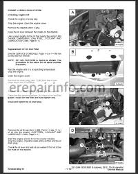 Excavator Classification Chart Bobcat X337 X341 Service Repair Manual Hydraulic Excavator