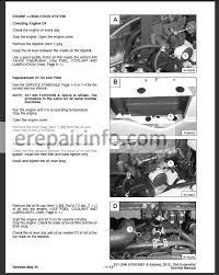 Bobcat X337 X341 Service Repair Manual Hydraulic Excavator