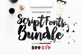 Script Designer Script Fonts Bundle Graphic Designer From London