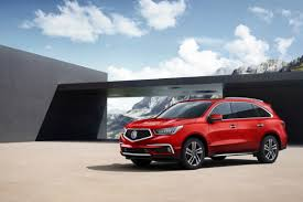 2018 acura mdx red. brilliant acura 2018 acura mdx changes throughout acura mdx red