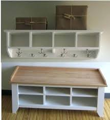 cubbie shelves shelves with hooks entryway bench and shelf with coat hooks coat rack shelf mudroom