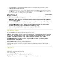 Example Of Nanny Resume Sample Resume Nanny Sample Nanny Resume Classy Infant Nanny Resume