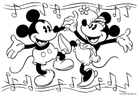 Disney Coloring Pages Free Printable Disney Coloring PagesL