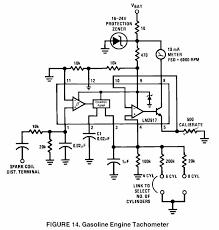 tachometer wiring tach circuit lm2917 app note jpg