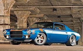 muscle car wallpaper camaro.  Camaro 1971 Tuning Chevrolet Camaro Hot Rod Muscle Cars Wallpaper  1920x1200  68248 WallpaperUP On Muscle Car Wallpaper T