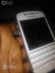 Used BlackBerry Q10 16 GB Price in Egbe ...
