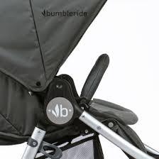 Прогулочная <b>коляска Bumbleride Indie Dawn</b> Grey Mint