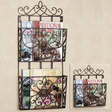wall mount magazine rack toilet. Arezzio Wall Magazine Rack Wall Mount Magazine Rack Toilet I
