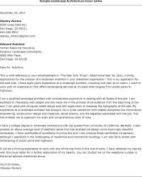architect cover letter samples architecture cover letter example rchitecture landscape architect