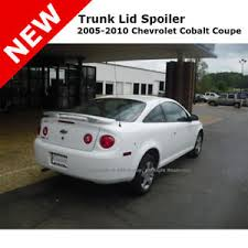 chevy cobalt coupe 05 10 trunk spoiler rear color matched painted chevy cobalt 2006 at Chevy Cobalt