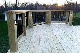 deck stair lighting ideas. Solar Led Deck Lights Home Depot Lighting Ideas Stair
