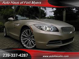 Coupe Series bmw 2009 for sale : 2009 BMW Z4 sDrive35i Ft Myers FL for sale in Fort Myers, FL ...