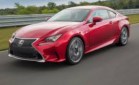2015 Lexus RC350 Coupe First Drive – Review – Car and Driver