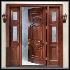 wooden door design interior wood panel door wooden door designs