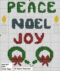 Chart Cross Stitch Free Free Cross Stitch Chart For Christmas