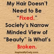Natural Hair Beauty Quotes Best of Natural Hair Quotes CluelessCurl