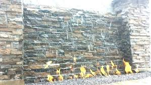 outdoor water wall outdoor water wall fountain s build modern fountains outdoor wall water features melbourne