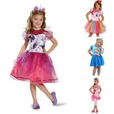 these my little pony costumes are adorable my kids will love them for trick