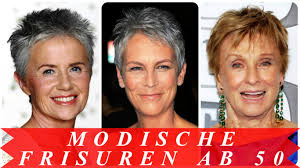 Modische Frisuren Ab 50 Youtube