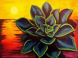 acrylic flower painting beautiful flower painting acrylic by hannibalhasmat on deviantart