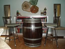 wine barrel furniture plans. Wine Barrel Table Plans And Bar Stools Furniture