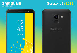 Samsung Galaxy J-serie 2018 smartphone ...
