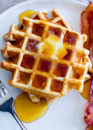 Light Fluffy Waffles How To Make The Lightest Crispiest Waffles