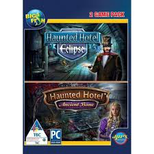 Haunted Hotel: Eclipse HD - A Hidden Object Game with