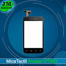 Mica Táctil Alcatel Ot983 One Touch Ot ...