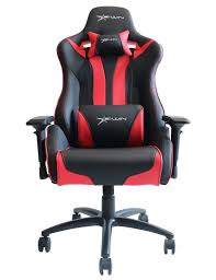ewin flash xl series ergonomic computer gaming office chair with pillows flg xl
