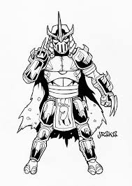 TMNT: Shredder by dragonking65622 on DeviantArt