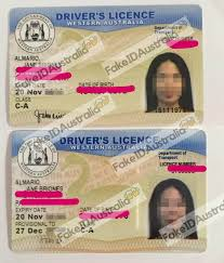 Fake Id - ᐅ Looks Like Australia Real License Western Scannable