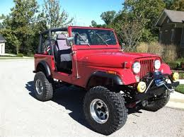 Jeep After Modification and/or Restoration By Team Witt Restorations |  Chariotz | Jeep cj7, Jeep cj, Jeep