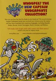 the new captain underpants collection books 1 5 dav pilkey 9780439417846 amazon books