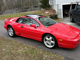 1991 Lotus Esprit - Partsopen