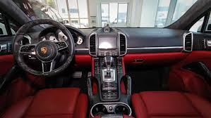 2018 porsche suv interior. perfect interior 2018 porsche cayenne updates with porsche suv interior o